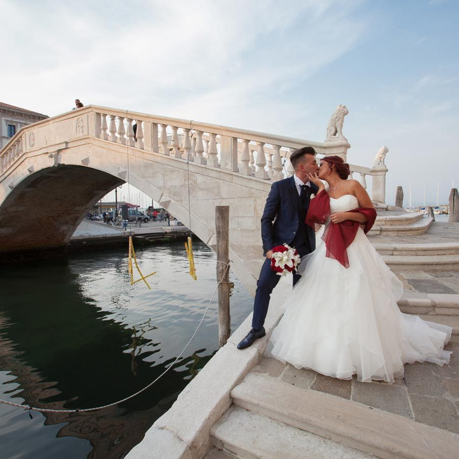Foto Bassan - Fotografo a Venezia di matrimoni